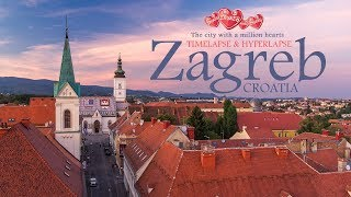 Zagreb - The city with a million hearts. Timelapse & Hyperlapse thumbnail