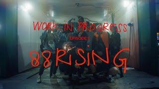 Baixar WeTransfer Presents Work In Progress: 88rising