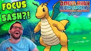 FOCUS SASH IN THE GYM?! | Pokemon Omega Ruby Alpha Sapphire RANDOMIZER Nuzlocke Co-Op #8