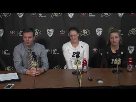 Post Match Press Conference: Utah 3, Colorado 2