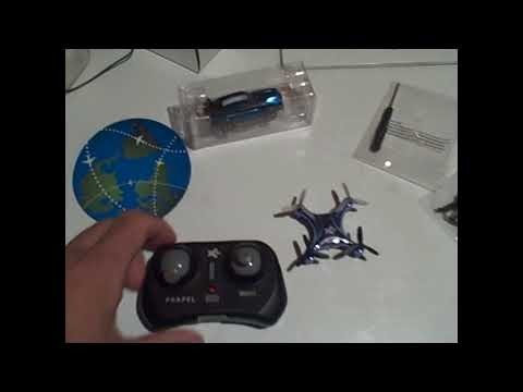 A LOOK AT THE PROPEL X01 MICRO DRONE