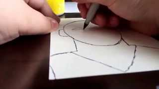 Kd Kobe and Lebrun drawings