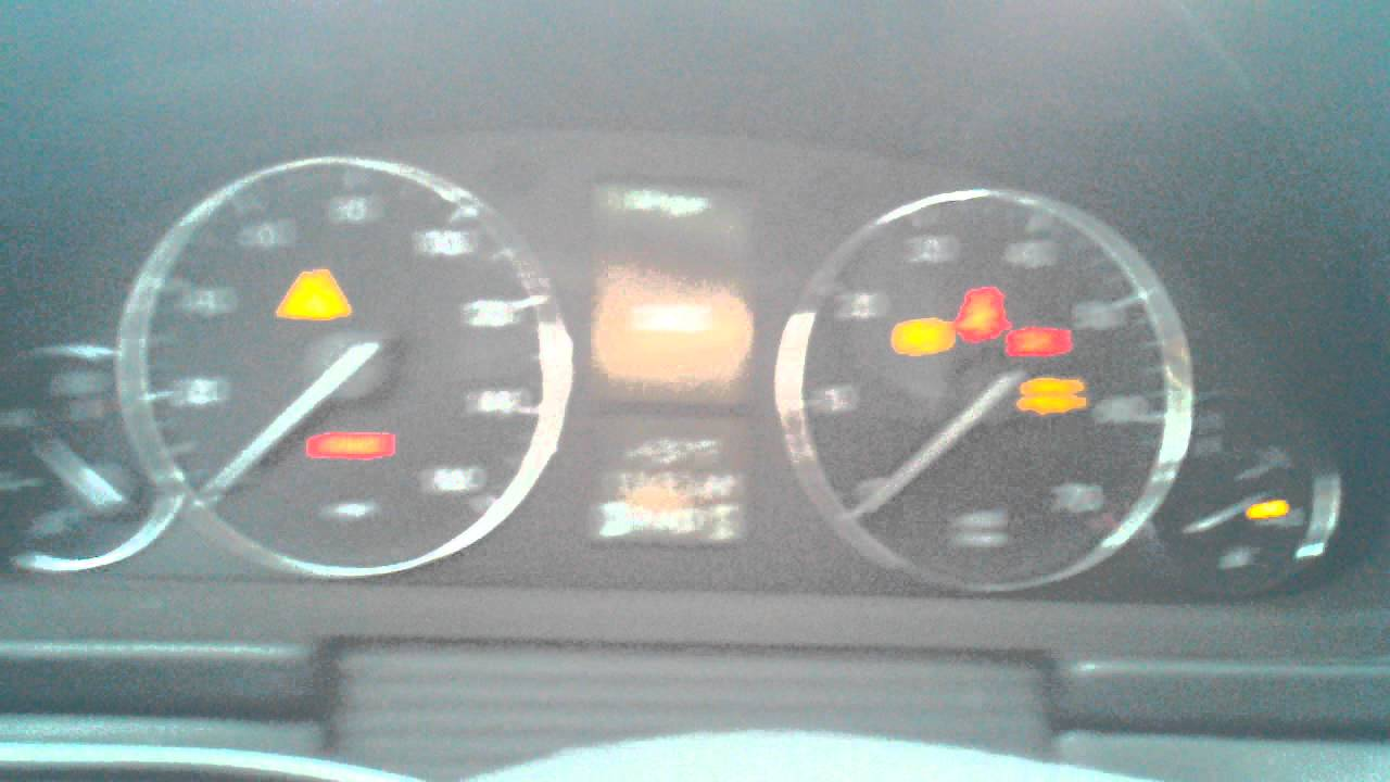 Service a reset on 2007 mercedes benz youtube for Mercedes benz dashboard lights not working