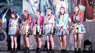 190123 BNK48 - Sakura no Hanabiratachi @ ท่องเที่ยวอย่างใส่ใจสิ่งแวดล้อม Lumpini Park [4k60p]