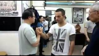 Chu Shong Tin - Striking through