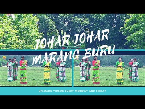 SANTALI NEW VIDEO   JOHAR JOHAR MARANG BURU JOHAR JAHER NAYO