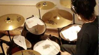 In Flames - Dial 595-Escape [DRUM COVER]