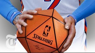 Triangle Offense in Basketball Explained: New York's Geometry Lesson | The New York Times