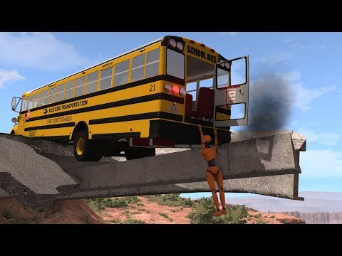 Crash Test Dummy - Hold on Tight 3 | BeamNG.drive