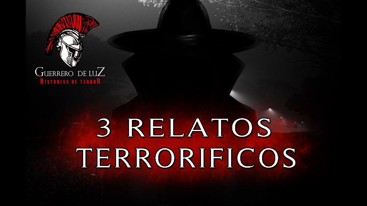 3 Relatos Terroríficos De Suscriptores Con Guerrero De Luz