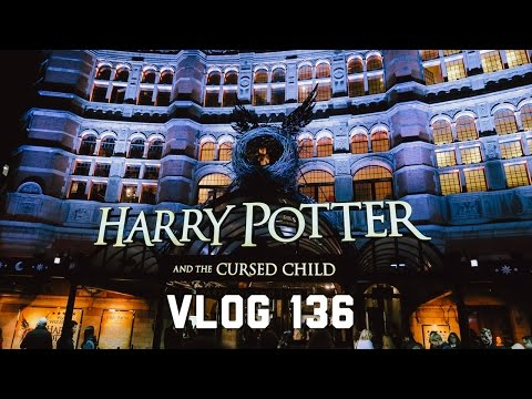 Harry Potter & The Cursed Child || London Day 2