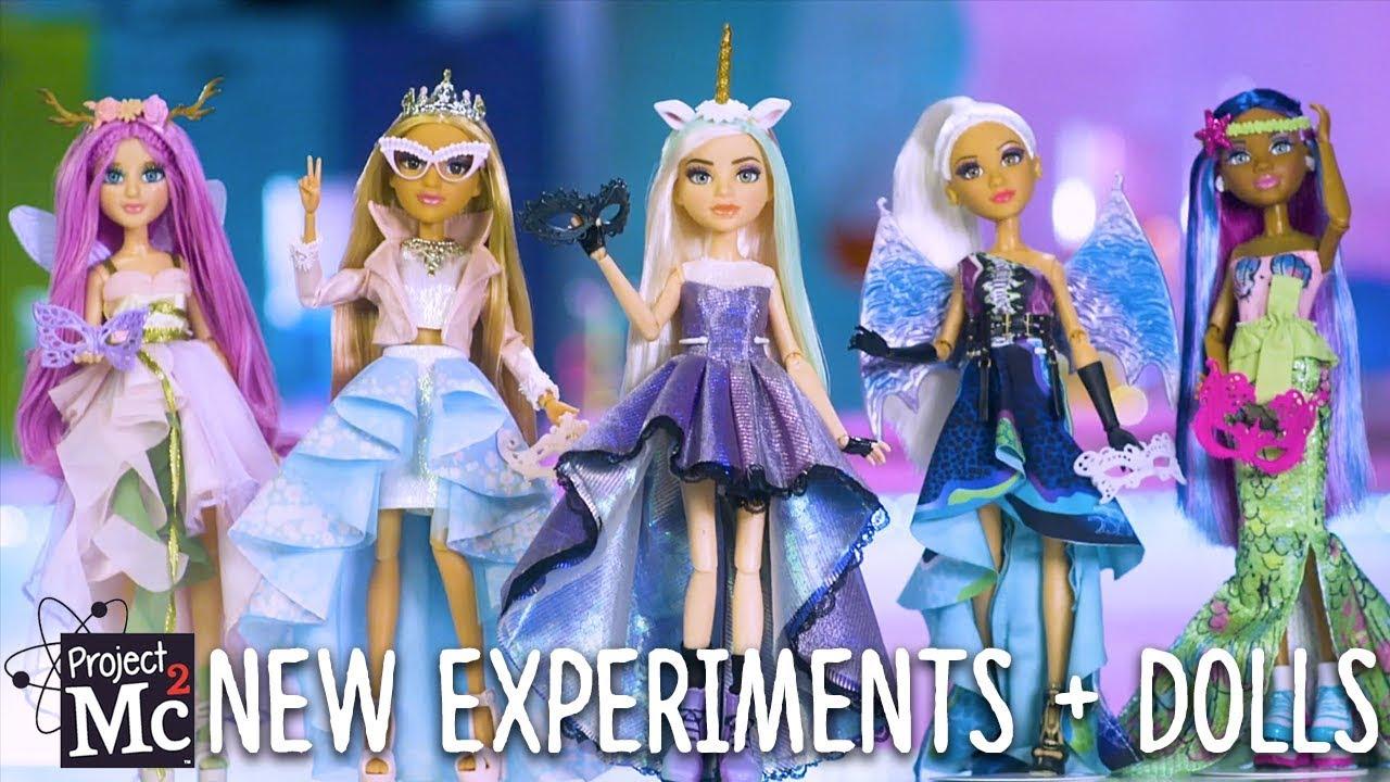 Project Mc 178 New Experiments Dolls Diy S T E A M