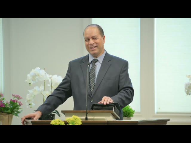 Jose Moreira - Listening to the Voice of God (Sabbath Service: July 17th, 2021)