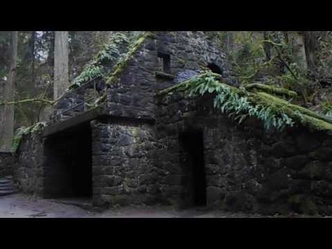 Witches Castle at Forest Park in Portland Oregon