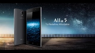 [Розпакування, GearBest] LEAGOO Alfa 5 - Бюджетний телефон.