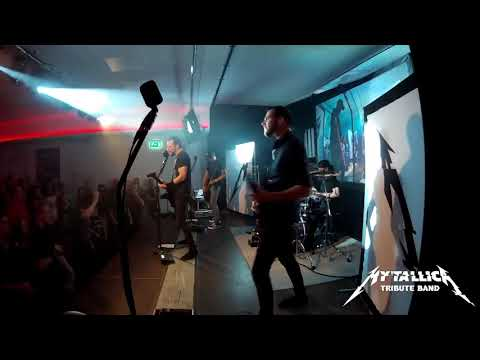 MY'TALLICA Tribute Band - Atlas, Rise! - Metallica Cover HD LIVE 2017