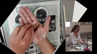 Ceramic Pendants with Robin Dahlberg