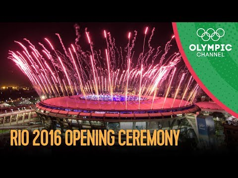 Rio 2016 Opening Ceremony Full HD Replay | Rio 2016 Olympic