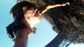 #daretotravel In 10 Secs: Bungee Jumping At Victoria Falls