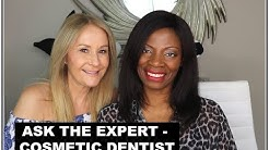 EVERYTHING YOU WANTED TO ASK A COSMETIC DENTIST