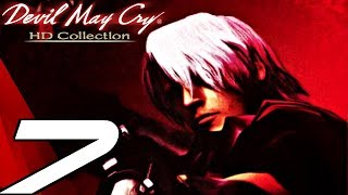 Devil May Cry HD - Gameplay Walkthrough Part 7 - Griffon Boss Fight (Remaster) PS4/XB1/PC