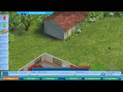 Virtual Families Lite: How to unlock the shed