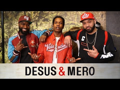 Rapper A$AP Rocky (Extended Cut)