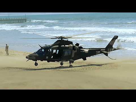 SANDF Armed Forces Day 2017 Capability Demonstration