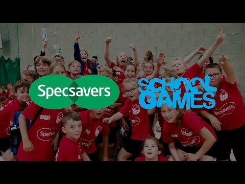 Specsavers Sussex School Games 2019
