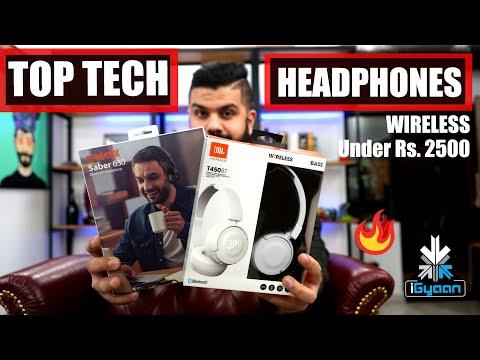 Best wireless earphones under 2500 in india 2019