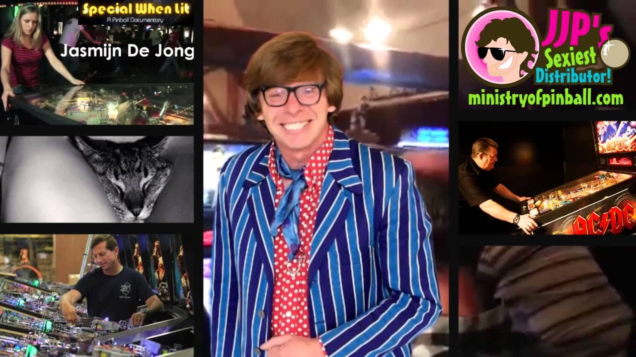Austin Powers Dutch Pinball Open - YouTube