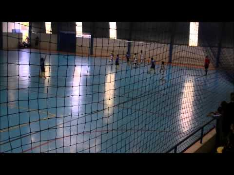 Futsal 2013 Metropolitano Sub 9 A2 Francisco Morato 2 X 2 Caieiras Travel Video