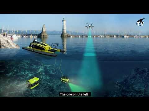TU Delft - SeaClear - Autonomous robot system picks up litter from ocean floor
