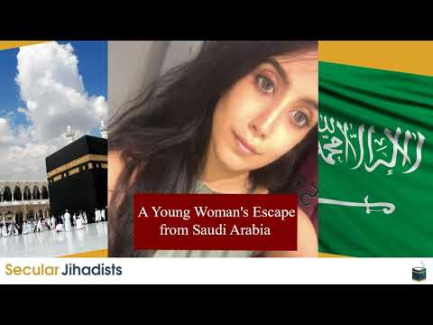 EP67: A Young Woman's Escape from Saudi Arabia