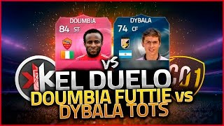 fifa 15   tots dybala vs futtie doumbia vs kiki
