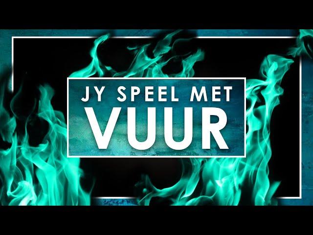 Jy Speel met Vuur   Ritmia Erediens - 31 Januarie