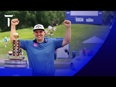 Marcus Armitage's emotional first European Tour win | Final Round Highlights