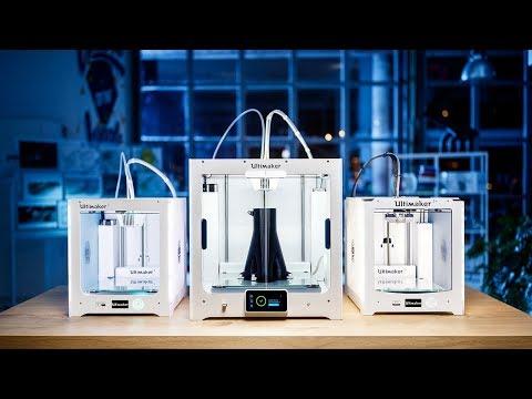 0 - Ultimaker präsentiert S5 Desktop 3D-Drucker mit großem Bauraum