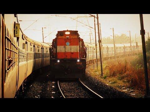 PUNE to VSKP onboard Konark Express - Part 1