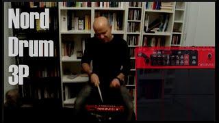 Nord Drum 3P - Demo by Eugenio Ventimiglia