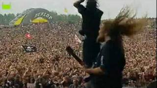 Lamb of God - Walk with me in hell  Part 2 download festival