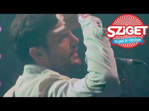 Klaxons Live - New Reality @ Sziget 2014