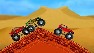 Monster Trucks Attack - Top Monster Truck Game