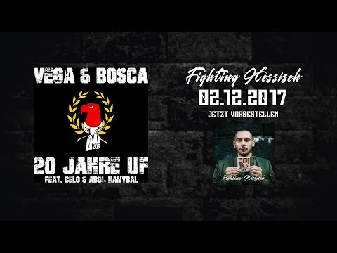 Bosca feat. Vega, Hanybal, Celo & Abdi - 20 Jahre UF (Official Audio)
