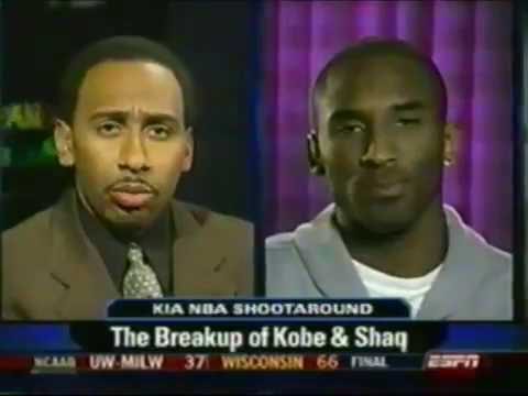 Kobe Bryant (Age 25) Publicly Apologizes To Shaq With Stephen A. Smith (2004)
