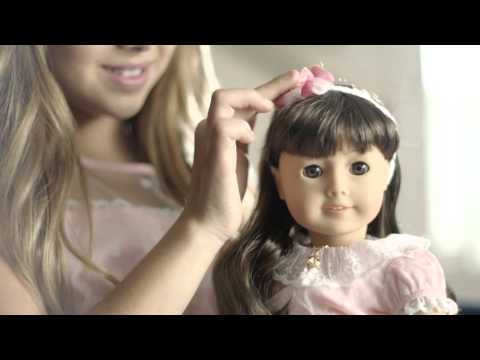 Samantha Parkington | BeForever | @American Girl