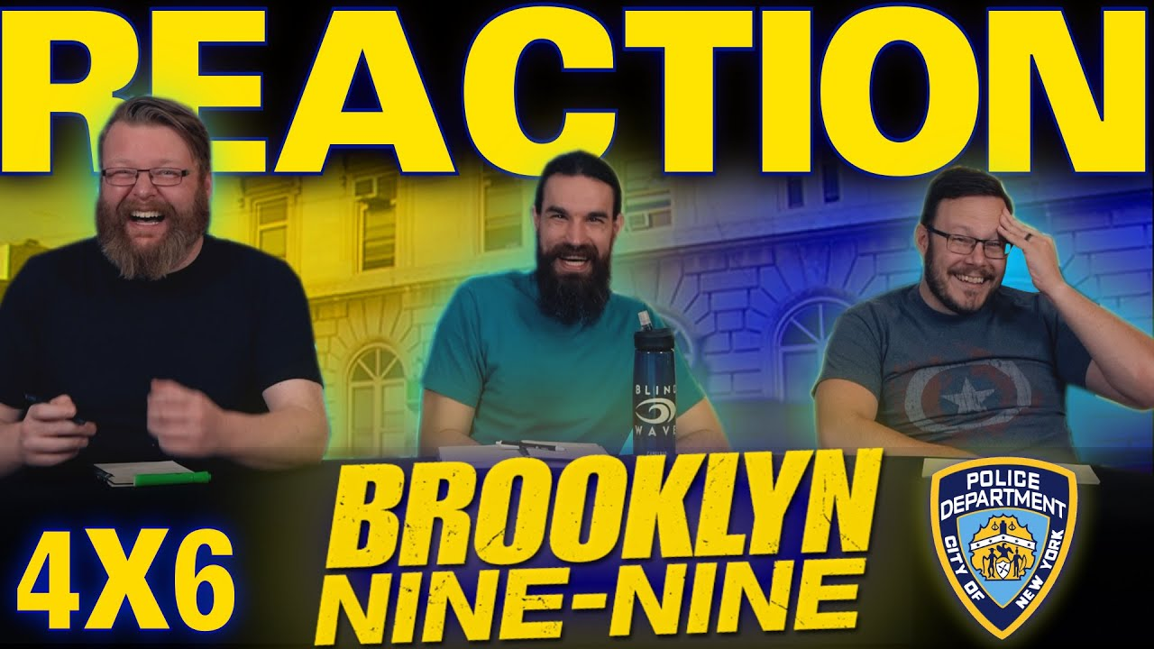 """Download Brooklyn Nine-Nine 4x6 REACTION!! """"Monster in the Closet"""""""