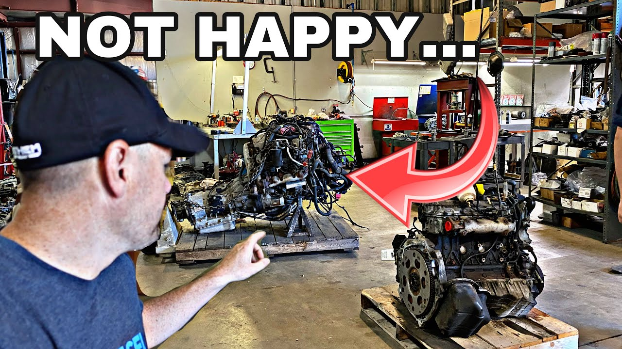 Big Issues! My Duramax Engine Is JUNK!