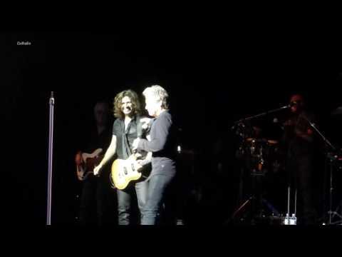 Bon Jovi: Introduction Phil X+Everett Bradley+Hugh McDonald, London, Palladium, 10.10.2016
