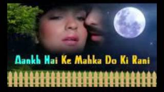maine pucha chand se full song with lyrics abdullah mohammad rafi hit songs